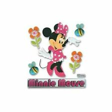 """*Brand New* Disney """"Minnie Mouse"""" 3D Clubhouse Stickers 364542"""