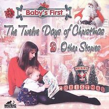 Baby's First: Twelve Days of Christmas and Other Songs by Baby's First, CD