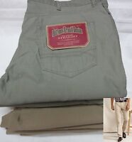 Tommy Hilfiger mens 877803423 BEDFORD classic straight pants jeans 33 34 40 NEW