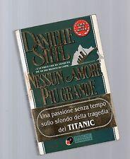 danielle steel - promesse d amore - sottocosto 5 euro - abril 21