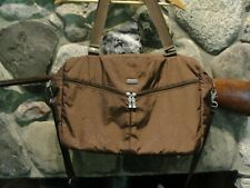BAGGALINI TRAVEL DUFFLE/CARRY ON BAG NWOT BROWN