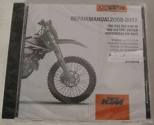 KTM 500 Six Days EXC Reparaturanleitung Repair Manuel CD Mod.08-017