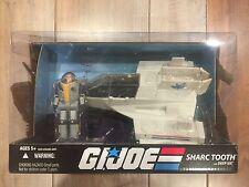 G.I. Joe 25th anniversary Vehicle Sharc Tooth with Deep Six NIB