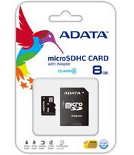 MicroSD SDHC micro SD Class 4 Flash Memory Card + Adapter