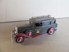540H Eligor 1044 Mercedes Taxi Hotel 1931 Limousine 1:43