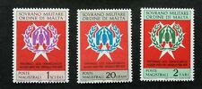 Malta Sovereign Military Order Of Malta 20th Commission Refugees 1971 (stamp MNH