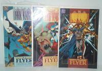 DC Comics Batman Legions of the Dark Knight No. 24-26 Complete Flyer Series VG