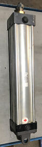 Parker Cylinder 250 PSI Air Model Number 3.25CBC4MA2U14AC14.00