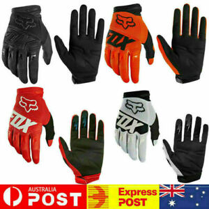 2021 NEW FOX Gloves Racing Motorcycle Gloves Cycling Bicycle MTB Bike Riding