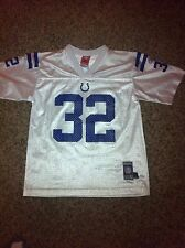INDIANAPOLIS COLTS EDGERRIN JAMES REEBOK NFL PLAYERS INC. SIZE YOUTH LARGE 14-16
