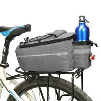 Cycling MTB Bike Bicycle Rear Seat Rack Storage Trunk Bag Pouch Hand bag Pannier