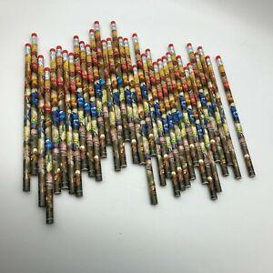 Lot Of 35 Disney Pixar Cars Pencils W9