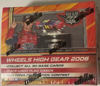 2006 Wheels High Gear NASCAR Racing Hobby Edition Box Factory Sealed