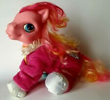 My Little Pony So Soft Pony Good Morning Sunshine Interactive Talks Moves 2004