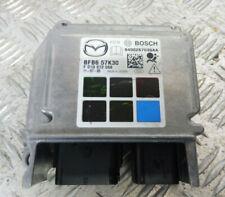 MAZDA 3 2008-2013 SRS AIRBAG CONTROL UNIT ECU MODULE BFB657K30 BOSCH