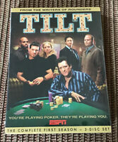 Tilt - The Complete First Season (DVD, 2005, 3-Disc Set)