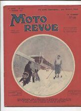 Moto Revue N°518  ; 11  fevrier  1933 :  entretien du 2 temps