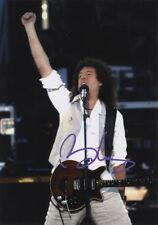Queen Original Rock Music Autographs