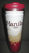 Starbucks Philippine Manila Calesa   tumbler sku sticker on hand brand new