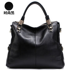 Women Genuine Leather Handbag Shoulder Bags Tote Purse Messenger Hobo Satchel FS
