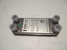 Brazed Plate Heat Exchanger BL14-10 (10 plates) SMALLEST UNIT