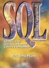 NEW - Introduction to SQL: Mastering the Structured Query Language (3rd Edition)