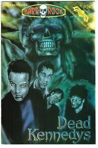 "Hard Rock Comics #13 (1993)  VF/NM  ""Dead Kennedys"""