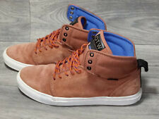 Vans Size 11.5 Suede High Tops OTW Collection Alomar Canyon Brown VN0KX07HT
