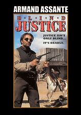 BLIND JUSTICE (1994 Armand Assante) - Region Free DVD - Sealed