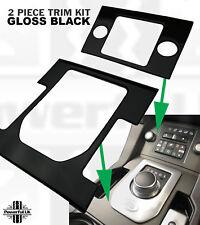 Interior Trim Cover sélecteur de vitesses Moulage Discovery 4 Gloss Black piano LR4 NEUF
