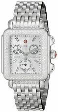 NEW Michele Deco Day Diamond Dial MOP MWW06P000099 Ladies Watch