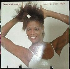DIONNE WARWICK Love At First Sight Released 1977 Vinyl/Record Collection US pres