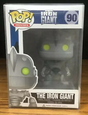 Funko Pop! Movies The Iron Giant 90 Vaulted + Pop Protector