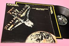 CAMEL LP I CAN SEE .. ORIG UK 1979 EX+ LAMINATED COVER AND INNER SLEEVE !!!!!!!