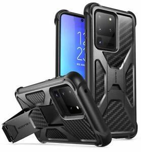 For Samsung Galaxy S20 Ultra 5G Case i-Blason Transformer Rugged Kickstand Cover