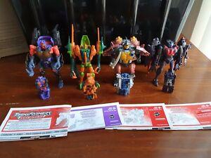 Transformers Armada Bulk Lot 2 Beast Wars