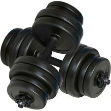 8kg Dumbbell Set Dumbbells Weights Fitness Exercise Home Gym Sets 2 X Barbells