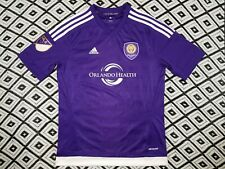 Orlando City Soccer Futbol Jersey Adidas Youth Size XL MINT