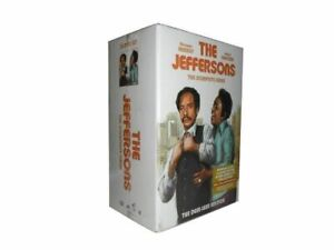 The Jeffersons: The Complete Series Box Set DVD, 33-Disc