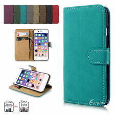 Unbranded/Generic Synthetic Leather Matte Mobile Phone Cases, Covers & Skins with Clip