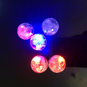 Jumping Flashing Ball LED For Cat Toys Joggle Vibrating Changing Color