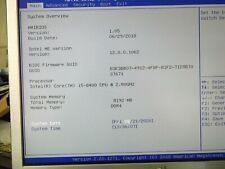 Shuttle XPC SH370R6 Black Intel LGA 1151, i5 8400 (6 Core).8GB 2400 Graphics O/B