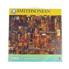 Smithsonian 1000 piece Jigsaw An American Puzzle Lloyd G. Schermer #1283 NEW