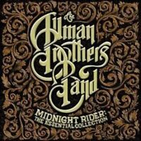 Allman Brothers - Midnight Rider: The Essential Collection (NEW CD)