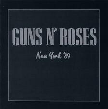 Guns N' Roses – New York '89 rare cd