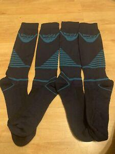 Toggi Ladies Sport Socks Size 3x8 (2 Pairs) BNWOT