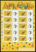 2002 FRANCE bloc F3480A** Pour Anniversaire FEUILLE: PERSONNALISE vignette CERES