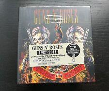 GUNS N´ ROSES BOX SET -1987-2011- 9 CDs 2 DVD JAPAN EDITION - NEW&SEALED NUEVO