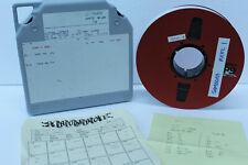 Original Richie Sambora Take Me On 16-Track Reel to Reel Tape (2 Takes)