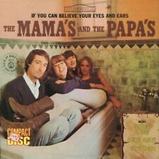 Mamas & The Papas If you can believe your eyes and ears (1966)  [CD]